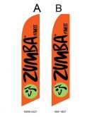 Flags For Sale Events Flags (Zumba Orange)