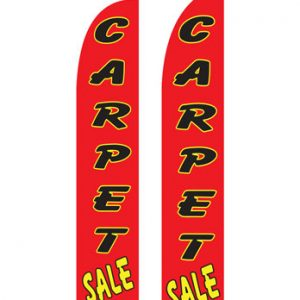 Flags For Sale Furniture and Housing (Carpet Sale Red)