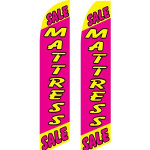 Flags For Sale Furniture and Housing (Mattress Sale Pink)