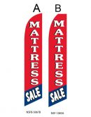 Flags For Sale Furniture and Housing (Mattress Sale Red and Blue)
