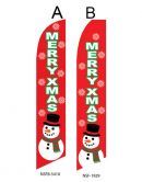 Flags For Sale Holiday Flags (Merry Xmas Snowman)