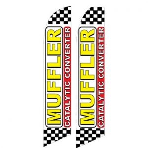Flags For Sale (Muffler Catalytic Converter) Flags Online Store
