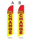 Flags For Sale (Oil Change Red Yellow) Flags Online