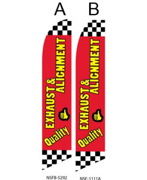 For Sale (Quality Exhaust And Alignment) Flags Online Store