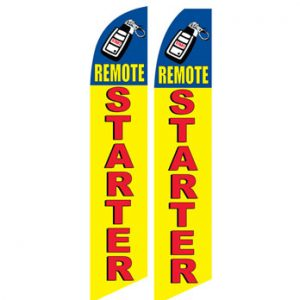 Flags For Sale (Remote Starter) Flags Online Store