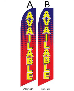Insurance Flags (Available) Real Estate Flags