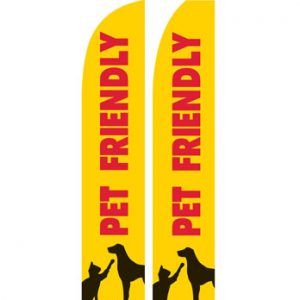 Insurance Flags (Pet Friendly Apartments) Real Estate Flags