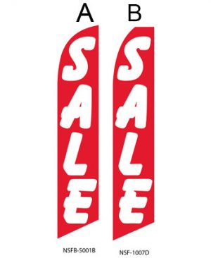 Sale Flags (Sale Red) Flags For Sale