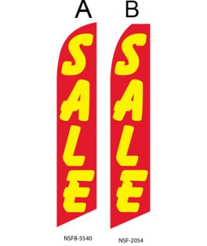 Sale Flags (Sale Red Yellow) Flags For Sale