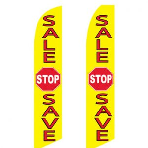 Sale Flags (Sale Stop Save) Flags For Sale