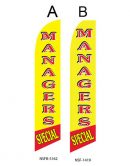 Storage Flags (Managers Special)