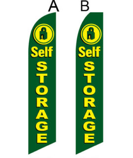 Storage Flags (Self Storage)