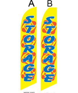 Storage Flags (Storage Yellow)