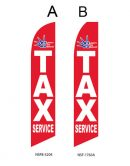 Tax Flags (Liberty Tax Service Red)