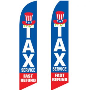 Tax Flags (Tax Service Fast Refund)