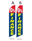 Used Car Dealer Flags (0% Finance)