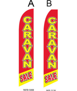 Used Car Dealer Flags (Caravan Sale)