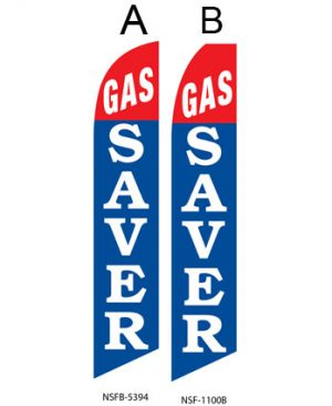 Used Car Dealer Flags (Gas Saver)