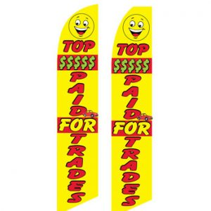 Used Car Dealer Flags (Top $$$$ Paid For Trades)