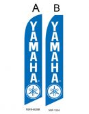 Used Car Dealer Flags (Yamaha Blue)