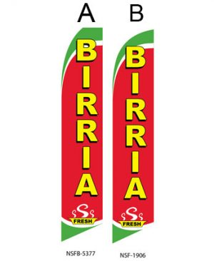 Flag In Spanish (Birria)