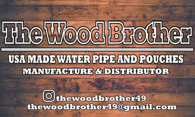 Vinyl Banner The Wood Brother